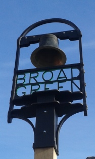 Broad Green Bell